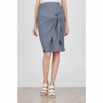 Esauri Gray Skirt