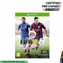 Fifa 15 Game Xbox One Preowned