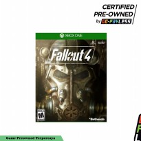 Fallout 4 Game Xbox One Preowned