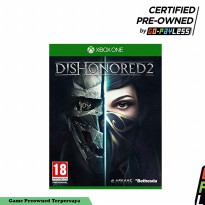 Dishonored 2 Game Xbox One Preowned