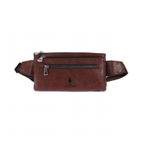 Polo Classic Waist Bag A32-3-19 Dark Brown