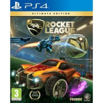 Rocket League Ultimate Edition Game PS4 (R1)