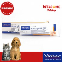 NUTRIPLUS GEL / Nutri Plus Gel - Vitamin Kucing dan Anj