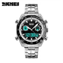 SKMEI Men Analog Digital Sport Watch / Jam Tangan Pria AD1204 1204 by Suntec-Watch