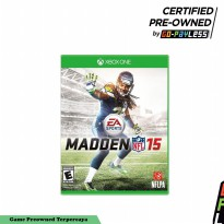 Madden NFL 15 Game Xbox One Preowned