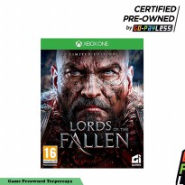 Lords of The Fallen Limited Edition Game Xbox One Preowned