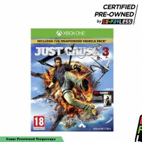 Just Cause 3 Game Xbox One Preowned