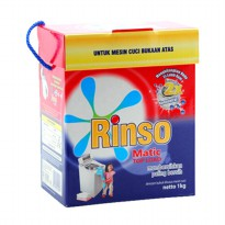 Rinso Matic Top Load Detergent (1000 g)