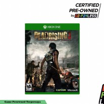 Deadrising 3 Game Xbox One Preowned