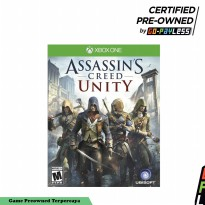 Assassins Creed Unity Game Xbox One Preowned