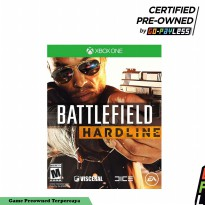 Battlefield Hardline Game Xbox One Preowned