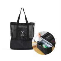 Travel Double Layer Bag / Tas Travel 2 layer - Multifunction Bag