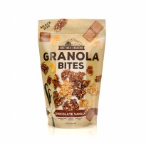[POP UP AIA] East Bali Cashews Granola Bites Chocolate Vanilla 125gr
