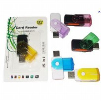 Card Reader 4 Slot Harga Murah