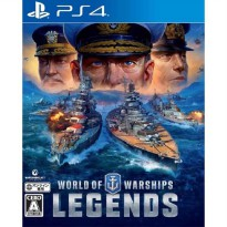 World of Warships Legends Game PS4 (R2)
