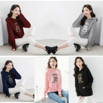 Sweater Hoodie A13 Girl vifas