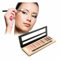 FREE ONGKIR LA GIRL Beauty Brick Eyeshadow -4 Variant Of Colors-