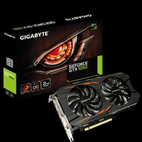 Gigabyte GeForce GTX 1050 Windforce OC 2G