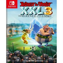 Asterix and Obelix XXL 3 The Crystal Menhir Nintendo Switch Game