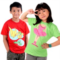 (POP UP AIA) kaos anak 100ribu get 3 pcs