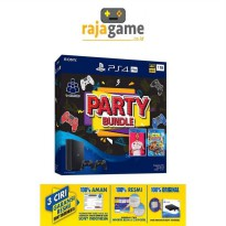 PS4 Pro 1TB Party Bundle