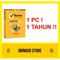 Antivirus Norton 360 1 PC 1 Tahun