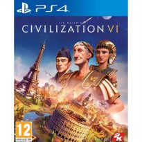 Sid Meiers Civilization VI Game PS4 (R3)