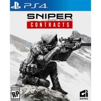 Sniper Ghost Warrior Contracts Game PS4 (R3)
