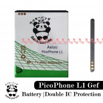 Baterai Axioo PicoPhone L1 GEF Double IC Protection