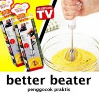 Better Beater as Seen TV ( in set dpt 1 kecil & 1 besar )