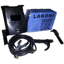 Lakoni Mesin Las Inverter Falcon 900watt 120e