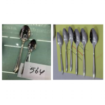 [POP UP AIA] SPOON SS 201 14X3CM US-557