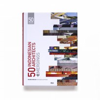 S.A.L.E 50 INDONESIAN ARCHITECTS + EMERGINGS