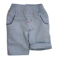 Boys Fashion Short Pant / Celana Pendek Anak 2-7th - Biru (GZ17007)