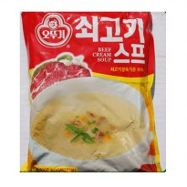 Korean Food_Ottogi_Beef Cream Soup Powder 1kg