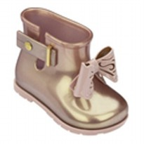(POP UP AIA) Mini Melissa Sugar Rain Boots