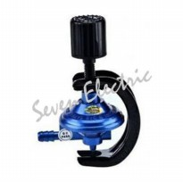 New Regulator Kompor Gas + Pengaman Gas Anti Bocor - DESTEC COM 201-S Fk2391
