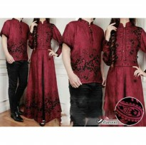 Busana Muslim | Gamis Couple | Baju Batik | Baju Formal | Baju Kapel GMPK AS72