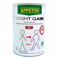 Appeton Weight Gain Coklat 450 gr