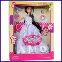 ATINIL PRINCESS WX36  - BONEKA BARBIE