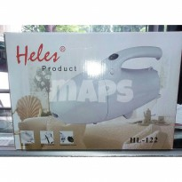 Limited Hand Vacuum Cleaner Heles HL122 Fk5326