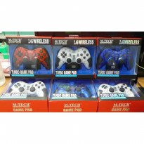 Game Pad Single Wireless Turbo