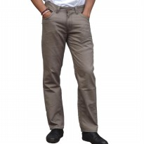 2Nd RED Cln Pjg Katun Twill - Dark Khaki 125532G