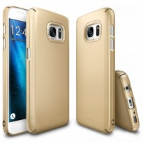 Rearth Samsung Galaxy S7 Case Ringke Slim - Royal Gold