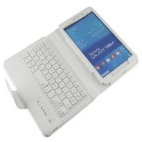 [globalbuy] Removable Wireless Bluetooth Keyboard Case Cover For Samsung Galaxy Tab 4 7.0 /4319164