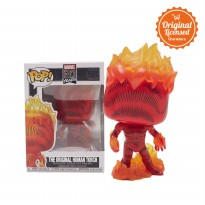 Marvel 80th - First Appearance - Human Torch