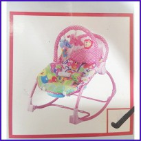 Bouncer Pliko 308 Rocking Chair Hammcock Pink