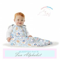 Neenaabooboo Sleep Sack - Fun alphabet (3-6Y)