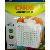 Turun harga Lampu Emergency CMOS LED HK-88  Emergency Lamp Zn3569