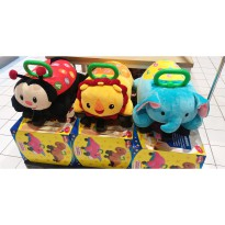 CAROUSEL ANIMAL PILLOW RACER MAINAN RIDE ON ANAK